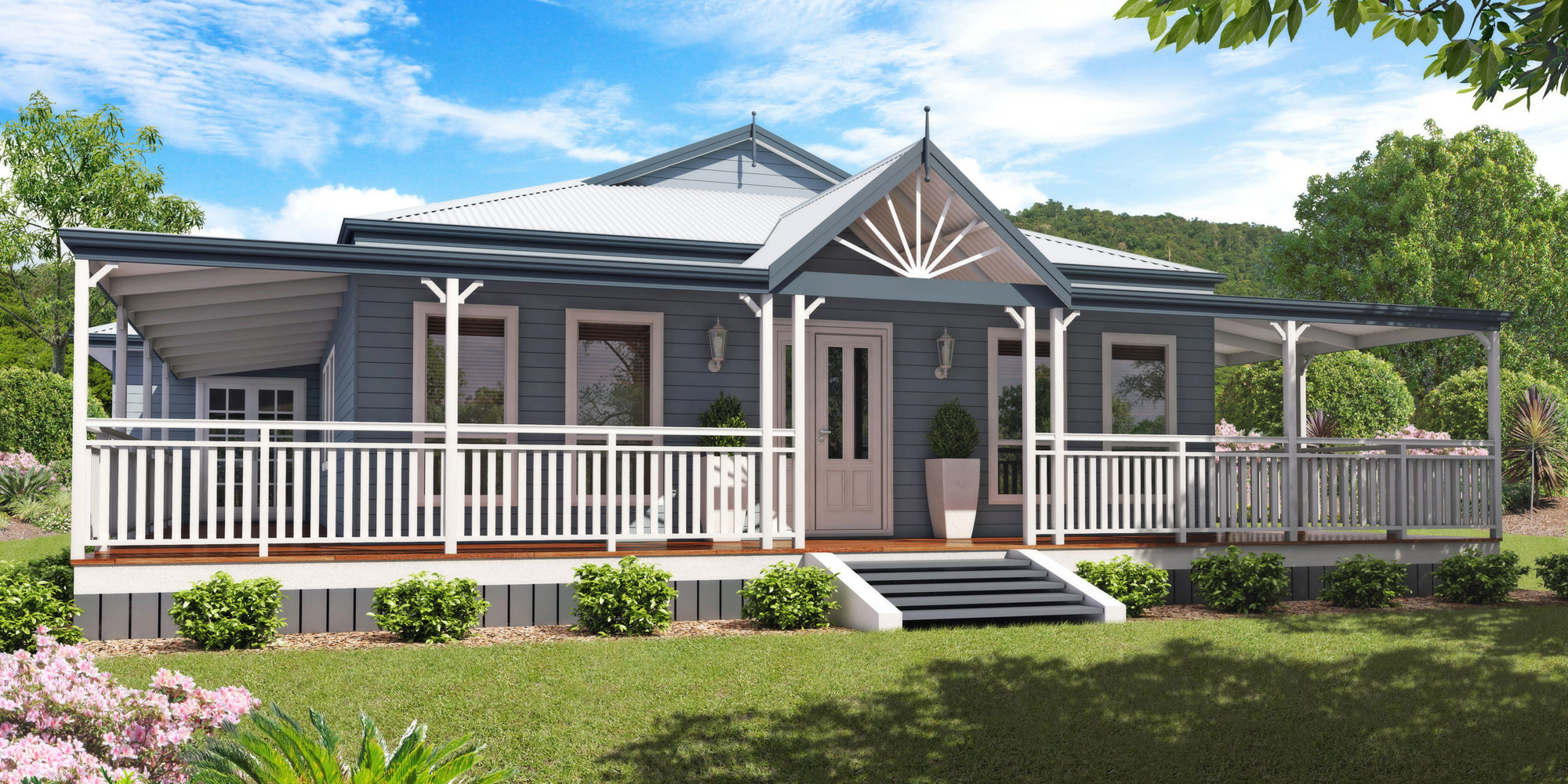 Signature Series Queenslander Australian Style Homes Ross Squire Homes